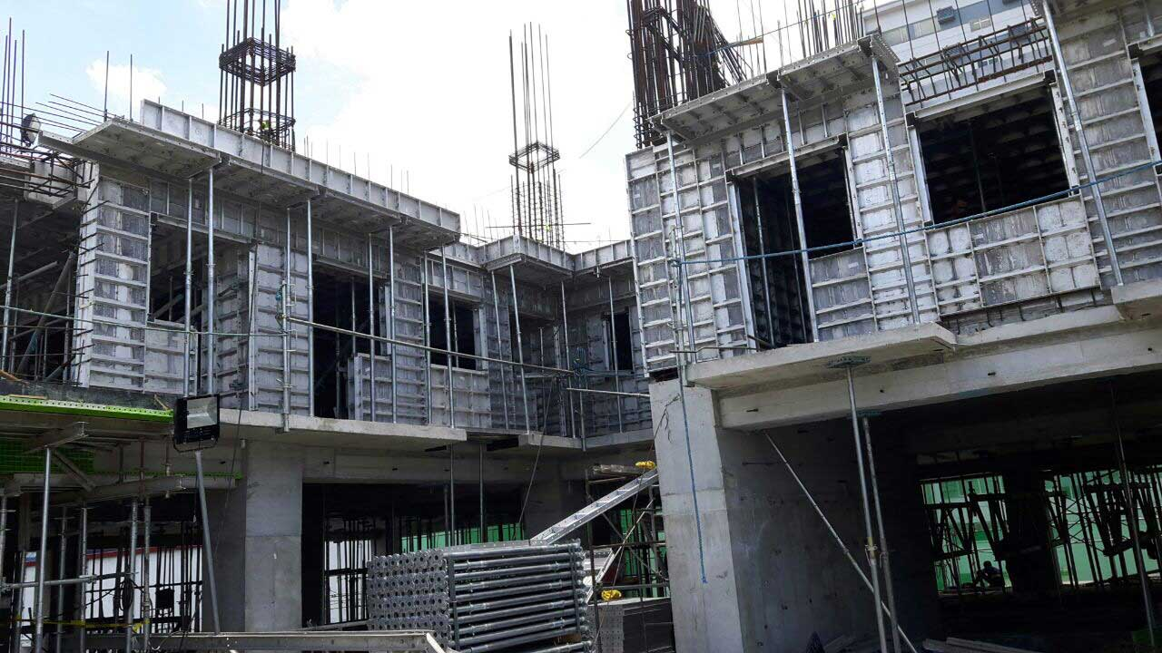 Aluminum Forms - FASI - Forming Access & Support Inc